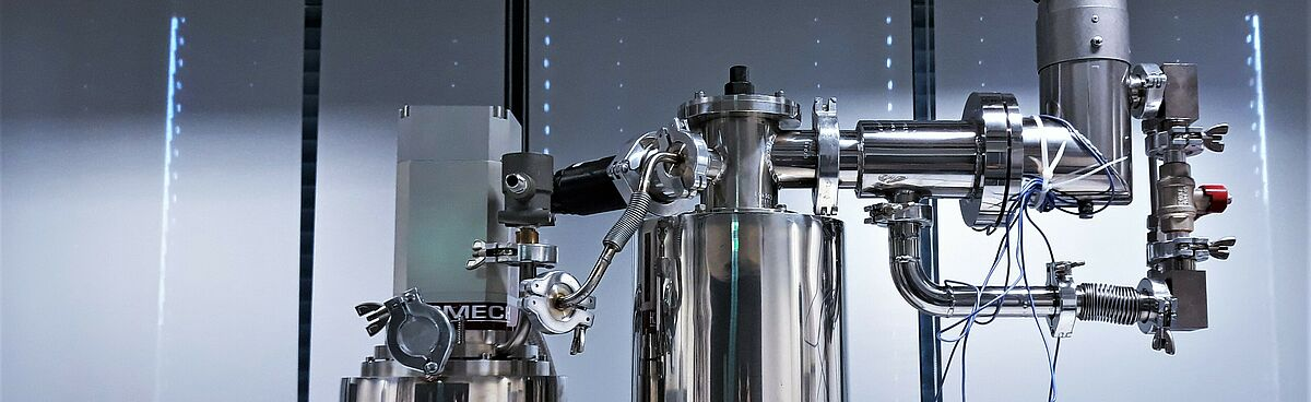 High resolution mass spectrometry